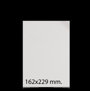 Sobre de papel translúcido 162x229