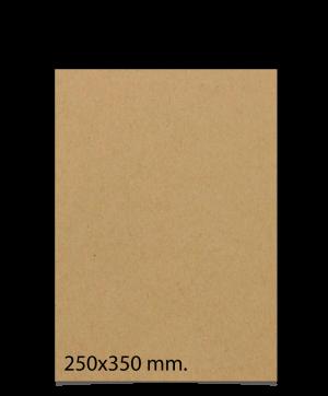 Sobre de papel Kraft 250x350