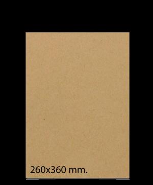 Sobre de papel Kraft 260x360