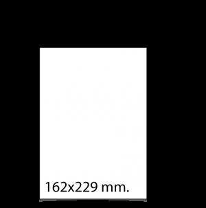 Sobre 162x229 apertura lado ancho