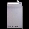 Sobre de papel reciclado 184x261