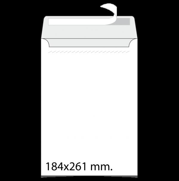 Sobre 184x261
