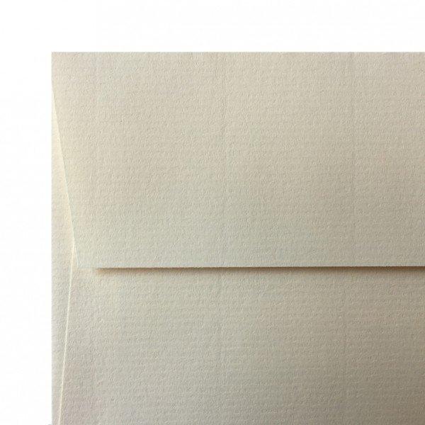 Sobre americano sin ventana de papel verjurado