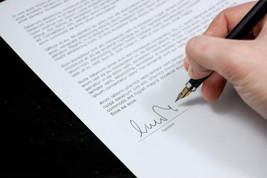 Cartas comerciales con sobres impresos carta