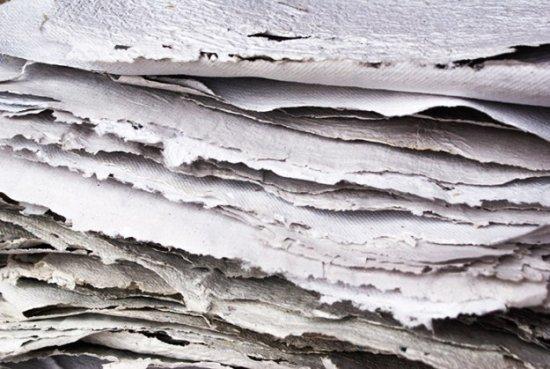 Empresa verde ISO 14001 con impresión de sobres pasta papel reciclado