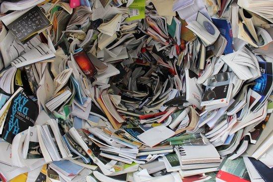 Sobres impresos y el papel sostenible portada