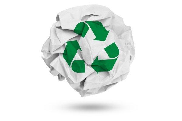 Empresa verde ISO 14001 con impresión de sobres portada