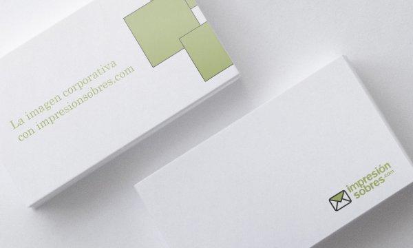 La imagen corporativa y los sobres impresos