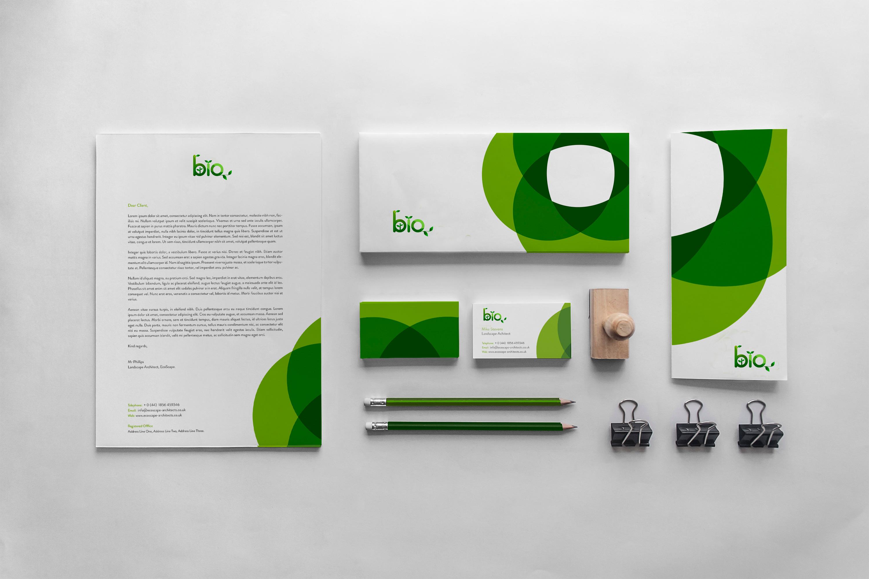El diseño de sobres impresos branding