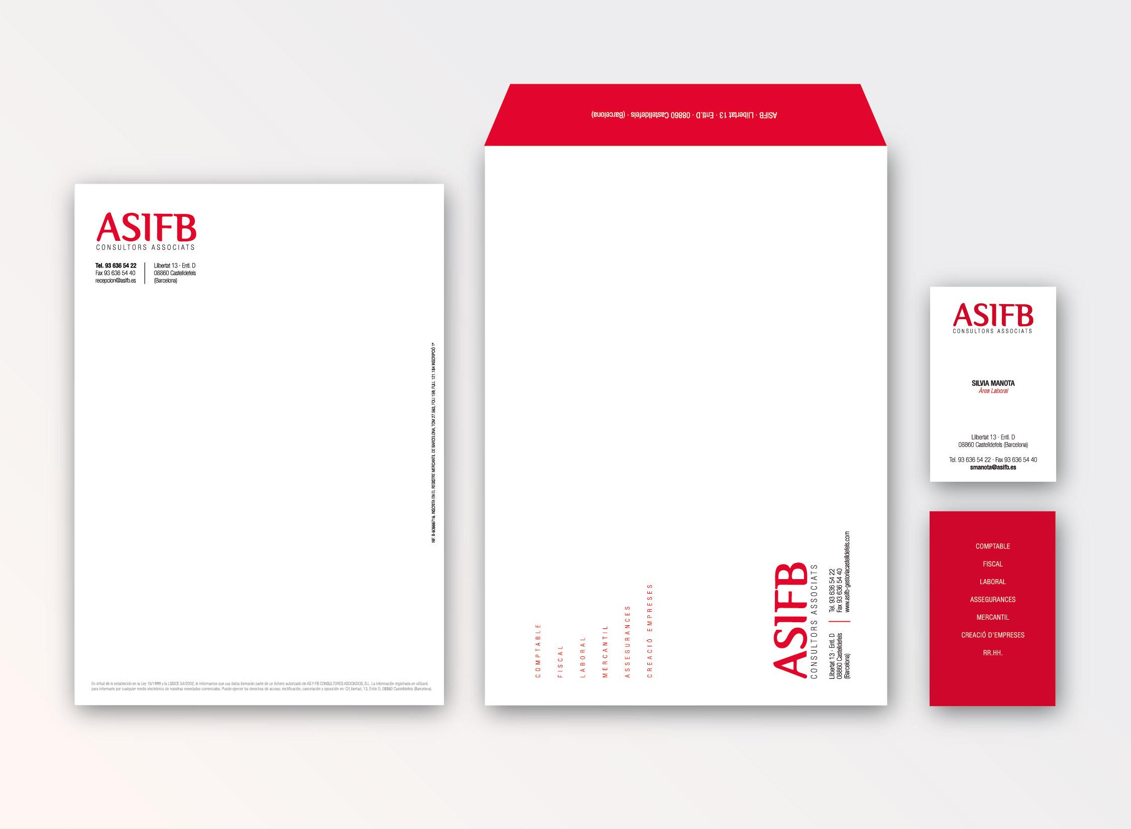 El diseño de sobres impresos factores