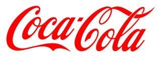 logotipo cocacola imagen corporativa